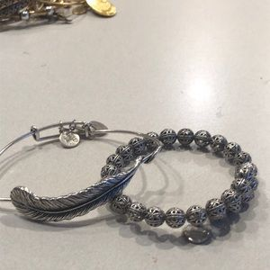 Alex and Ani bracelets